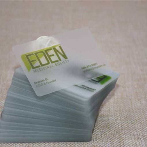 Clear-Frosted-Transparent-Business-Card