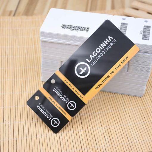 Combo-Keytag-Card