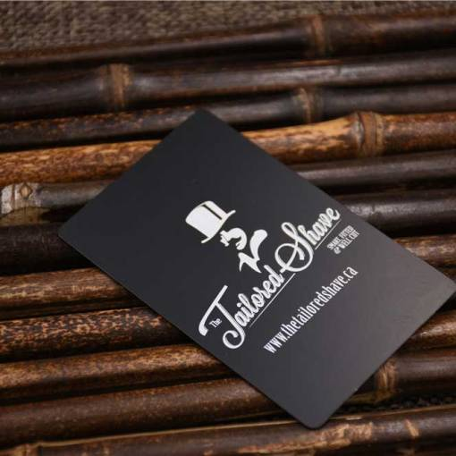 Custom-Matte-Black-Metal-Cards