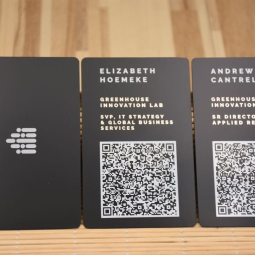 Metal-Black-Matte-Card