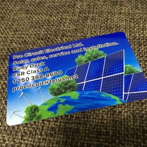 Gift Card Printing Canada
