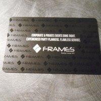 Spot UV Plastic card printing