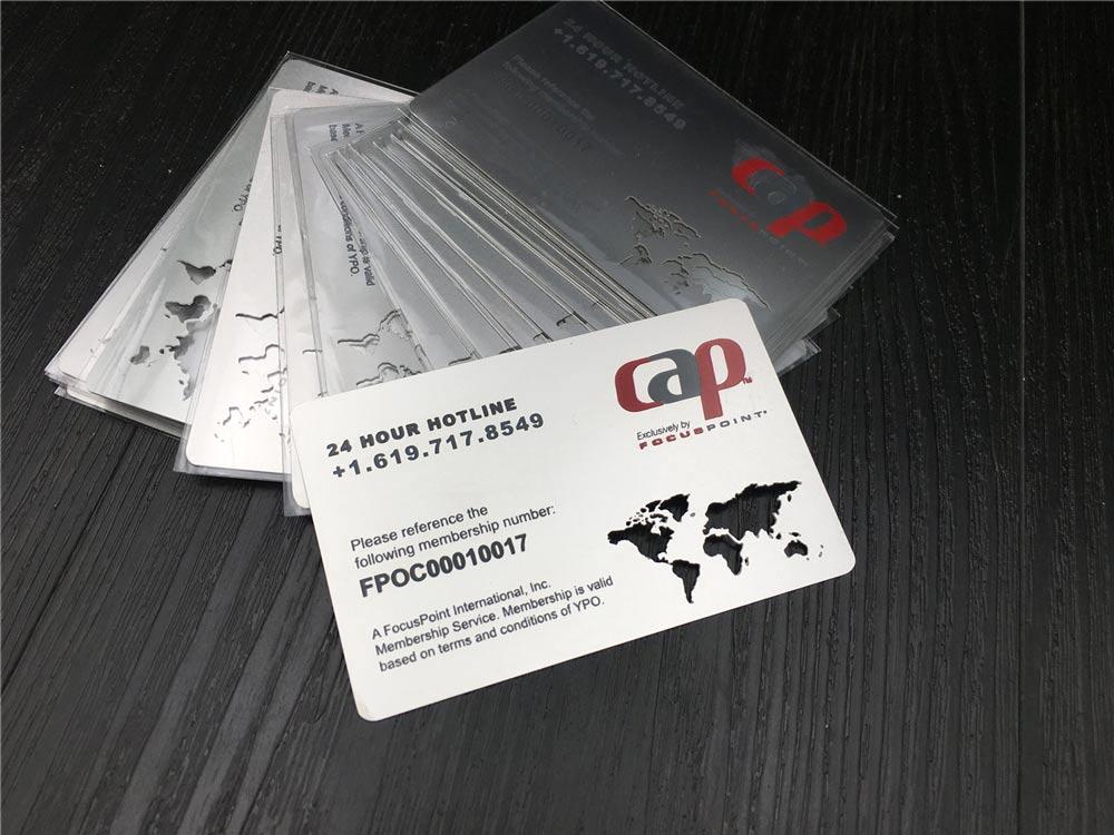 Metal business cards silver gold black free shipping worldwide metal business cards vancouver canada custom colourmoves