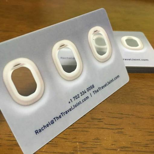 transparent business cards - Clear Business Cards