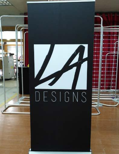 High Quality Banner Stand
