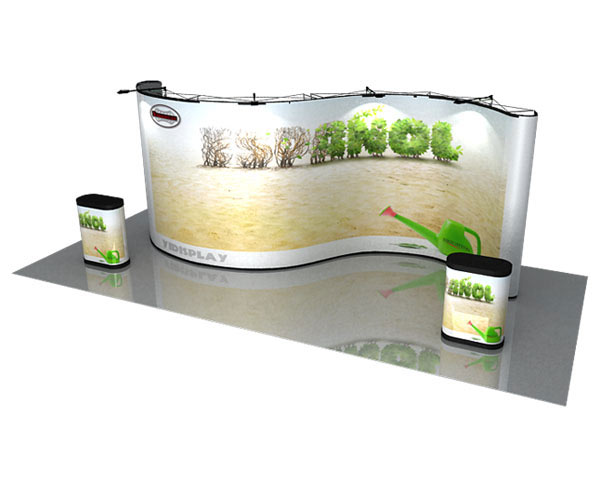 Serp Style Magnetic Display