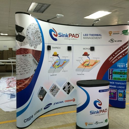magnetic pop up display canada and usa