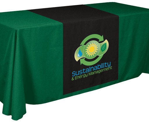 Table Runner Printed for Conference