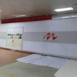 Exhibition Printing 40 foot display