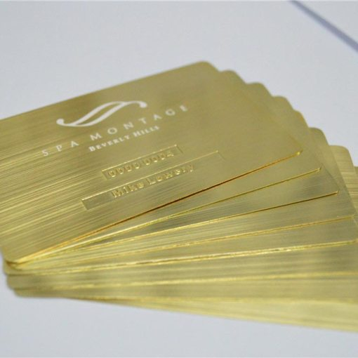 Brushed-Metal-Gold-Cards