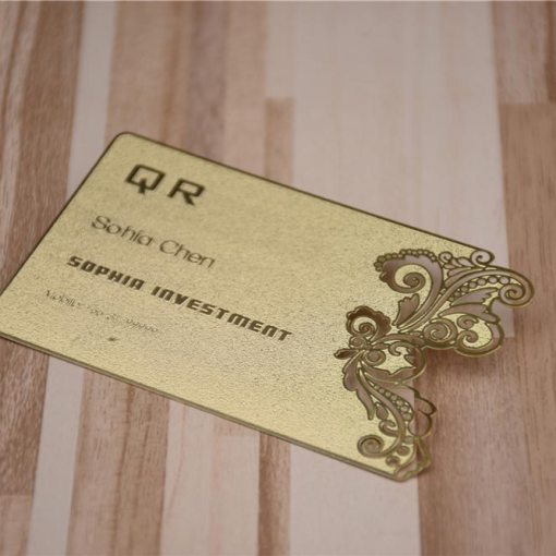 Gold-Frosted-Metal-Cards