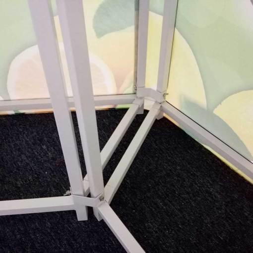 Hex-Tent-Hardware