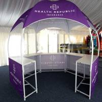 Custom-printed-booth tent