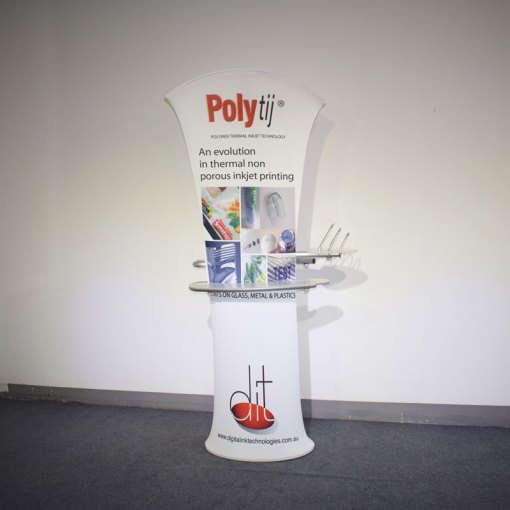 Curved-Top-Tension-Fabric-Banner-Stand