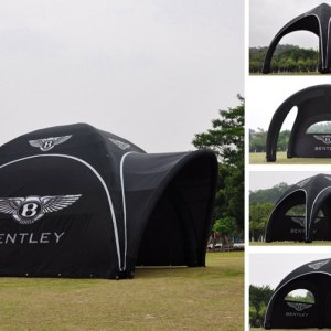 Large Inflatable Structure