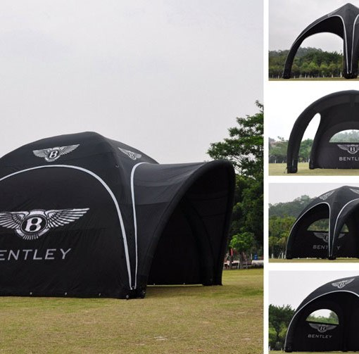 Inflatable-Dome-X-Tent