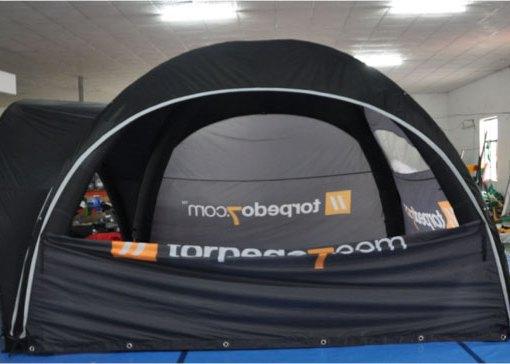 Printed Tents
