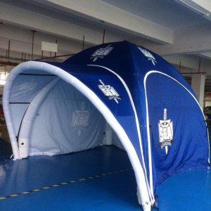 Inflatable Tent shipped to Saskatchewan