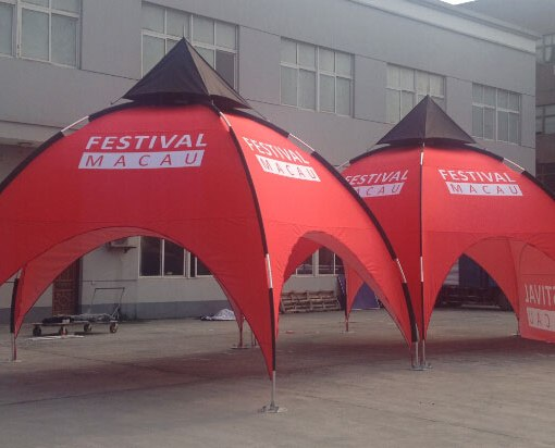 Printed-Arch-Dome-Tents