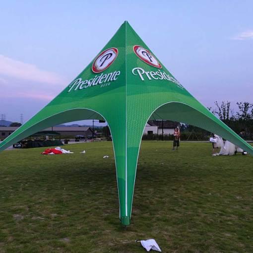 Star Tent Printing