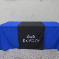 cheap printed tablecloth