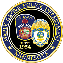 Maple Grove Police Department Logo