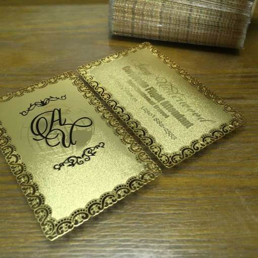 Gold-Metal-Business-Cards-Frosted