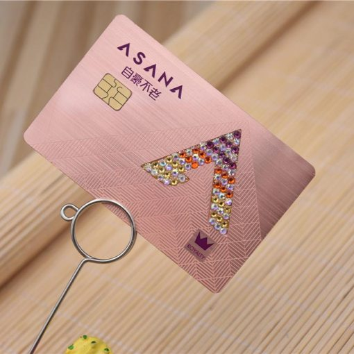 Luxury-Metal-Business-Cards-with-Jewels