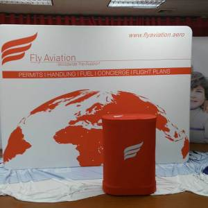 Portable LED Lightbox with Case