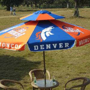 Double-layer-printed-garden-umbrella