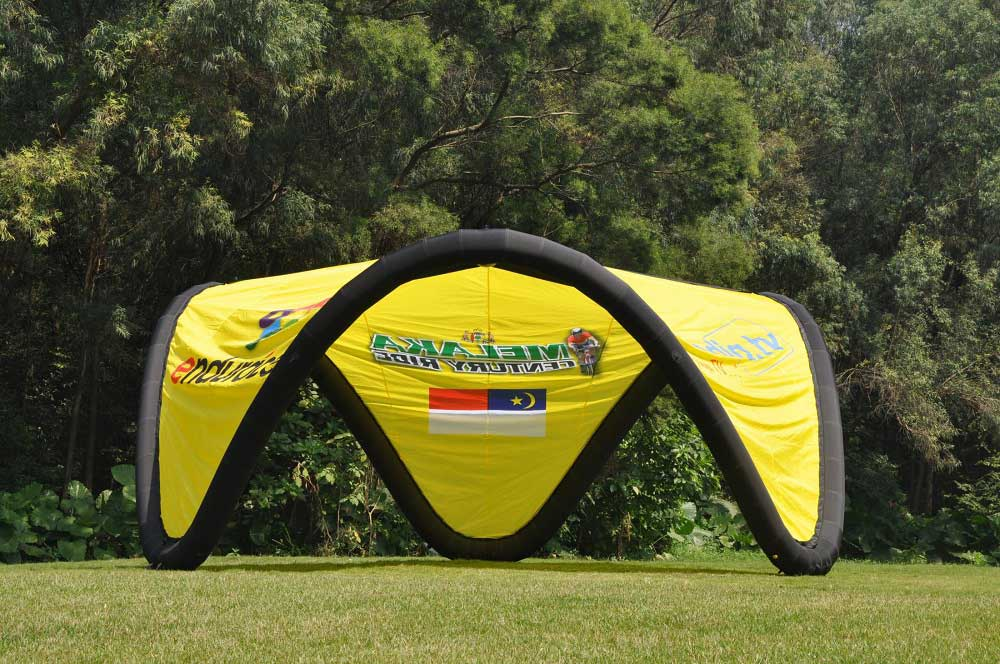 Inflatable Tent Canada