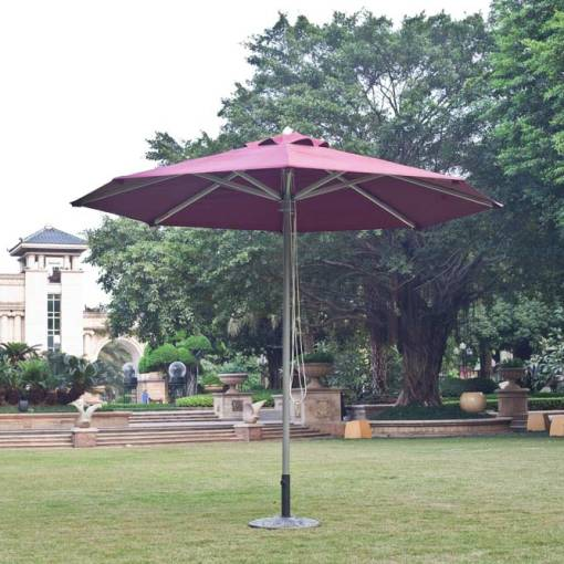 Red-Market-Umbrella