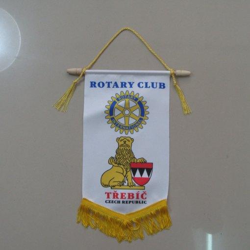 Podium-banner-flags