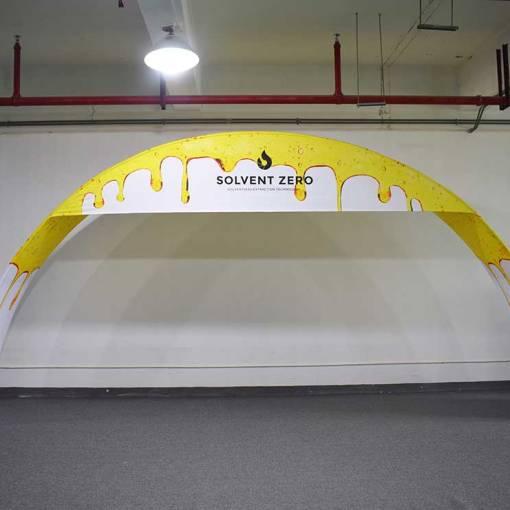 Customized-Arch-Entrance