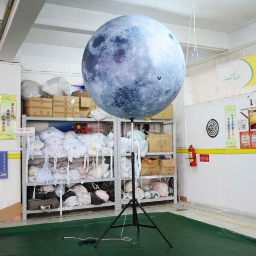 Inflatable-Moon-Ball