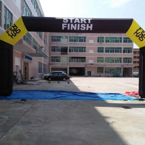 Inflatable-Race-Arch