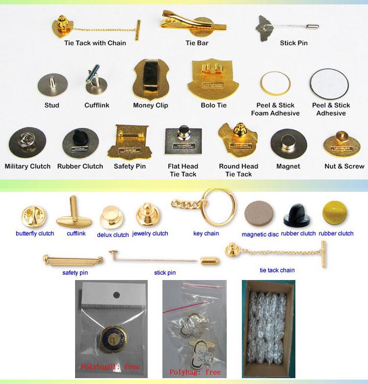 Pin-accessories