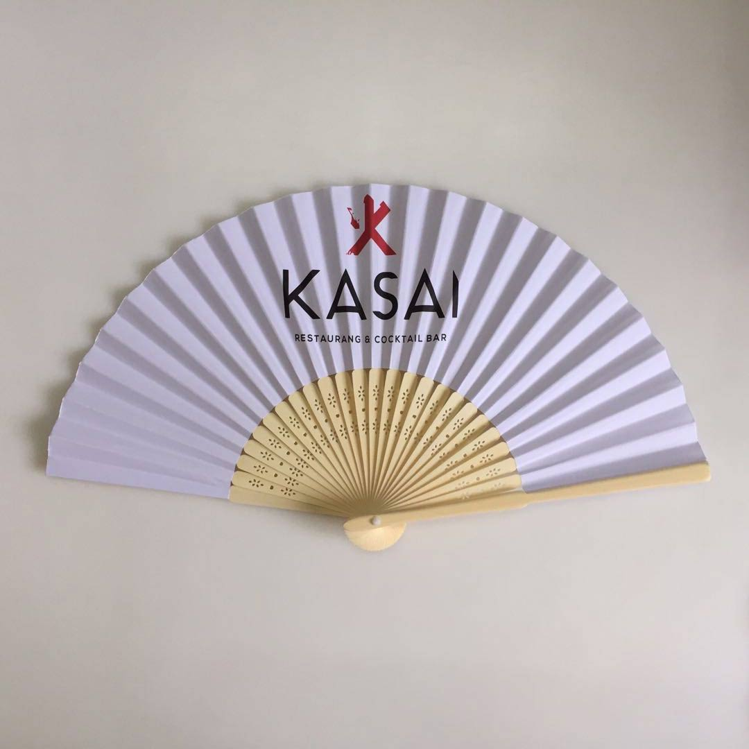 Folding Hand Fans Custom Printed Fans Oh My Print