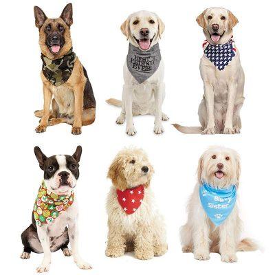 Custom Doggie Bandanas
