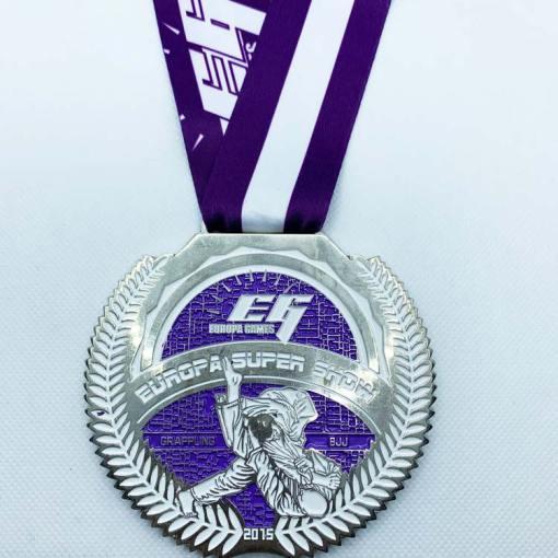 Custom-Silver-Medal