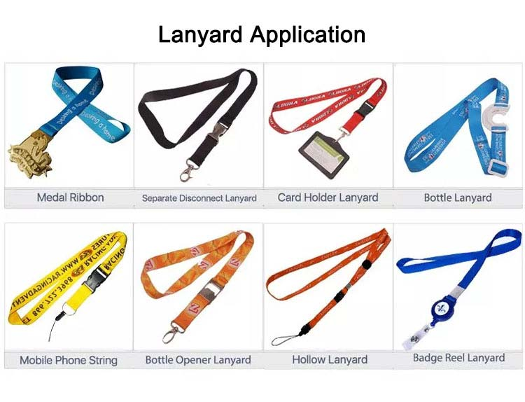 Applications for Lanyards