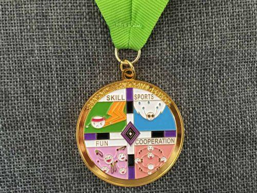 Custom Medal for Races