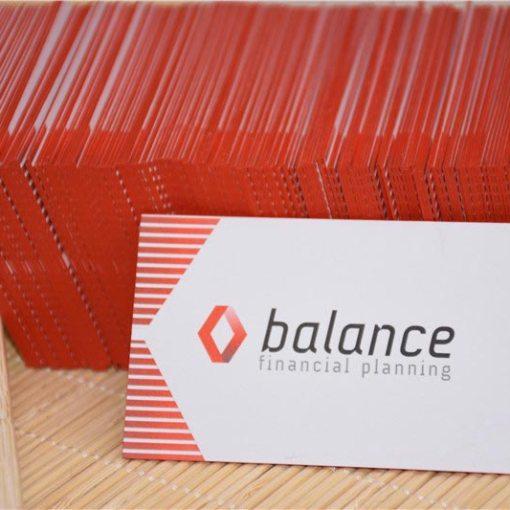 Orange-Colour-Edge-Cards