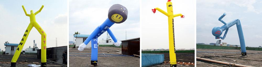 Inflatable Banner Men