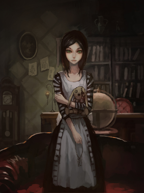 American McGee's Alice: Madness Returns Art