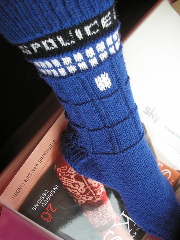 A Plethora of Whovian Knitwear