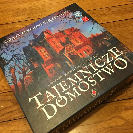 Mysterium: The Haunted House