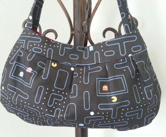 Pac-Man Purse