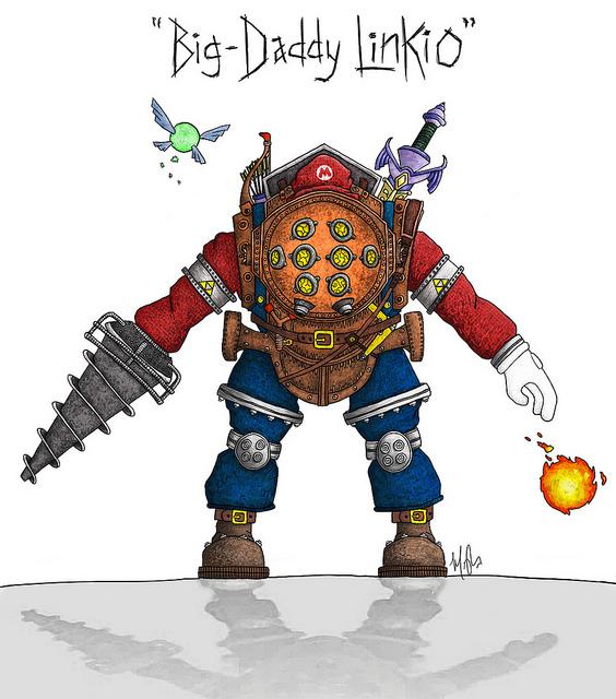 DST - Big Daddy Linkio