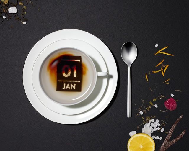 The Tea Calendar